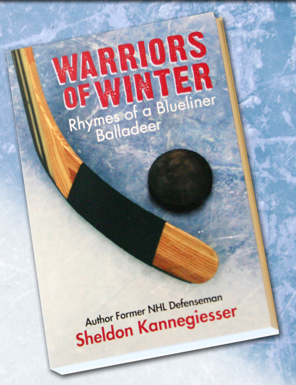 Warriors of Winter - book